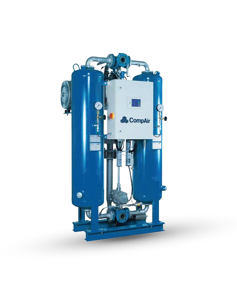 Sécheurs par adsorption régénération avec chaleur et pompe à vide A70TVT – A2417TVT